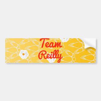 Team Reilly Bumper Sticker