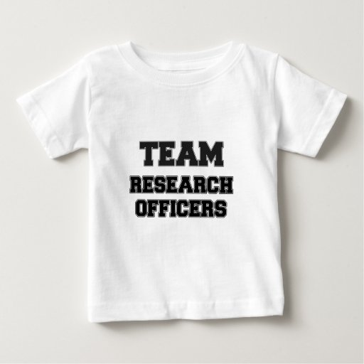 Team Research Officers Infant T-shirt T-Shirt, Hoodie, Sweatshirt