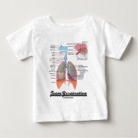 Team Respiration (Respiratory System) Infant T-shirt