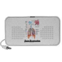 Team Respiration (Respiratory System) iPod Speakers
