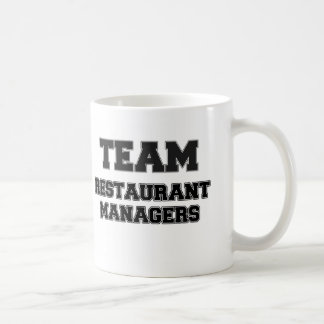 Team Restaurant Managers Coffee Mug
