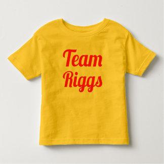 Team Riggs Tees