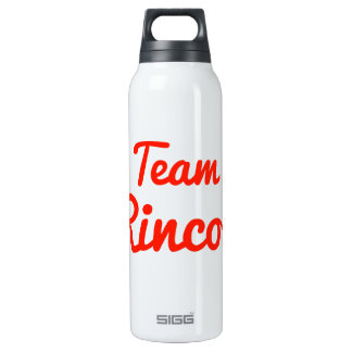 Team Rincon 16 Oz Insulated SIGG Thermos Water Bottle