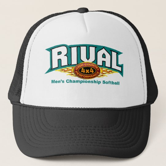 Team Rival HCP 4x4 Hat