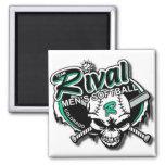 Team Rival Softball Magnet
