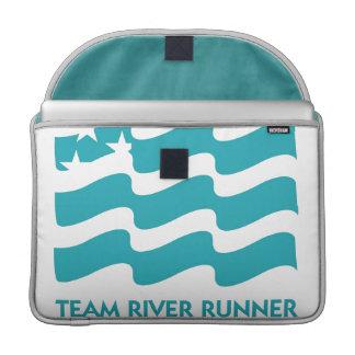 "Team River Runner — 15"" MacBook Pro Sleeve"