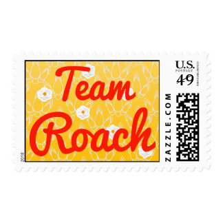 Team Roach Postage