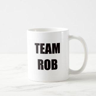 Team Rob Coffee Mugs