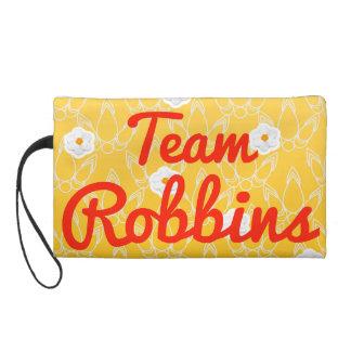 Team Robbins Wristlet