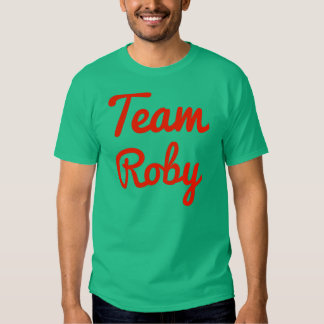 Team Roby T Shirt