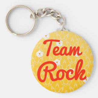 Team Rock Keychains