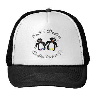 Team Rockin' Weebles Mesh Hat