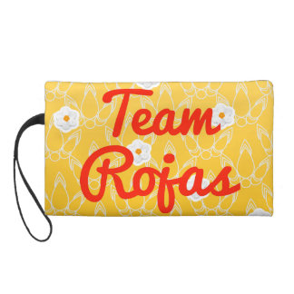 Team Rojas Wristlet Purse