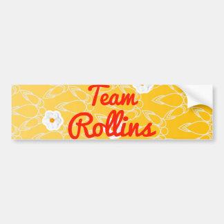 Team Rollins Car Bumper Sticker