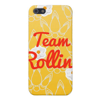 Team Rollins Cover For iPhone 5