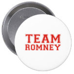 TEAM ROMNEY BUTTONS