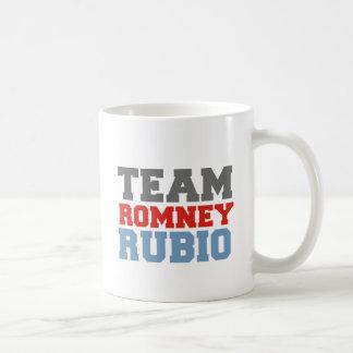 TEAM ROMNEY RUBIO VP TEAM.png Classic White Coffee Mug