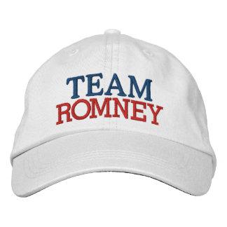 Team Romney -  SRF Embroidered Baseball Hat