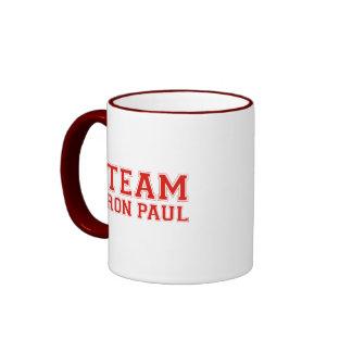 TEAM RON PAUL RINGER MUG