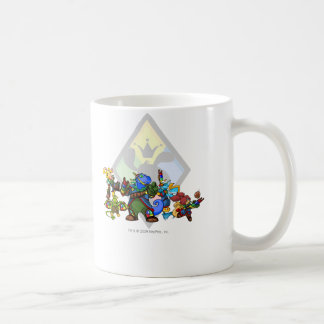 Team Roo Island Group Classic White Coffee Mug