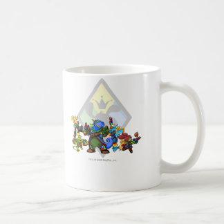 Team Roo Island Group Coffee Mug
