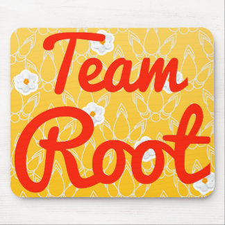 Team Root Mouse Pads