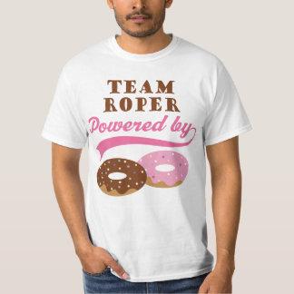 Team Roper Funny Gift Tee Shirt