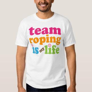 Team Roper Gift Girls Shirt