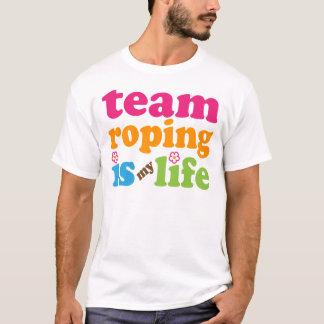 Team Roper Gift Girls T-Shirt