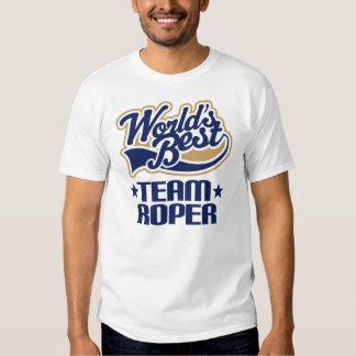 Team Roper Gift T Shirt