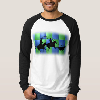 team ropers 101 t-shirt