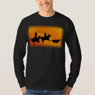 team ropers 103 t shirt