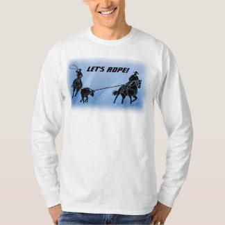 team ropers 201 tee shirt