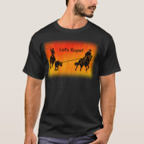 Team Ropers 202 T-Shirt