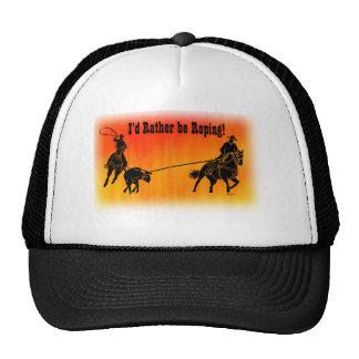 Team Ropers 202 Trucker Hat