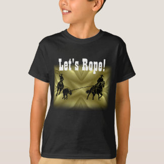 Team Ropers 203 T-Shirt
