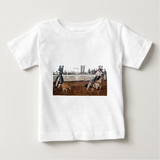 Team Ropers Baby T-Shirt