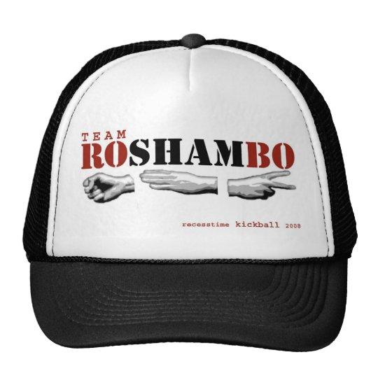 Team RoShambo Trucker Hat