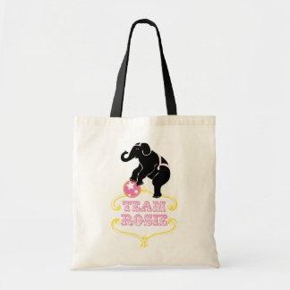 Team Rosie Tote Budget Tote Bag