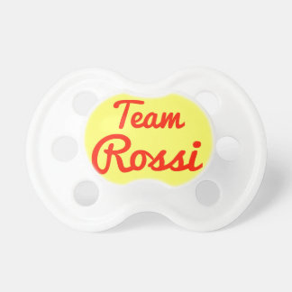 Team Rossi Pacifier