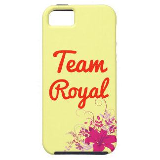 Team Royal iPhone 5 Cases
