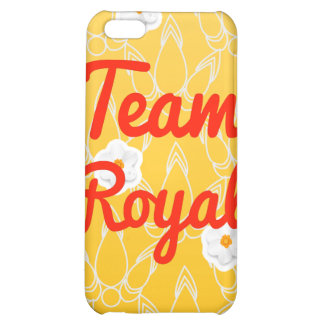 Team Royal Case For iPhone 5C