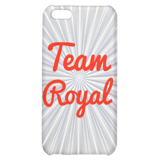 Team Royal iPhone 5C Cover