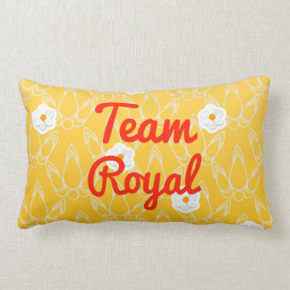 Team Royal Pillow