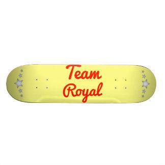 Team Royal Skate Decks
