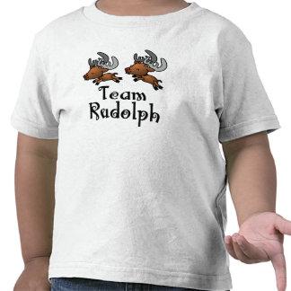 Team Rudolph Shirts