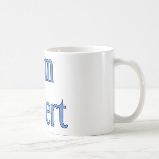 Team Rupert Classic White Coffee Mug
