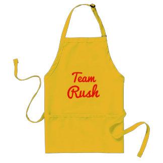 Team Rush Aprons