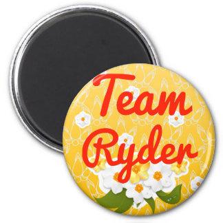 Team Ryder 2 Inch Round Magnet
