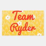 Team Ryder Sticker